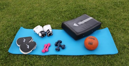 Body Positive Health and Fitness Training Equipment