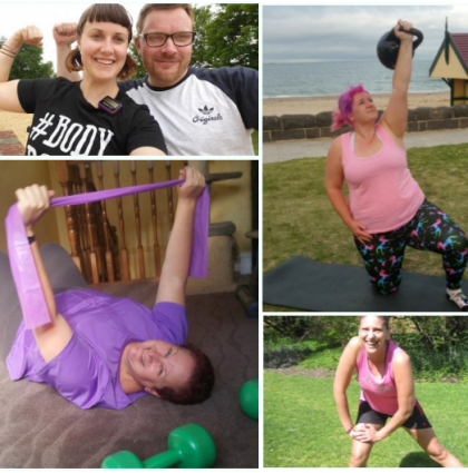Body Positive Health and Fitness – Female Personal Training mix