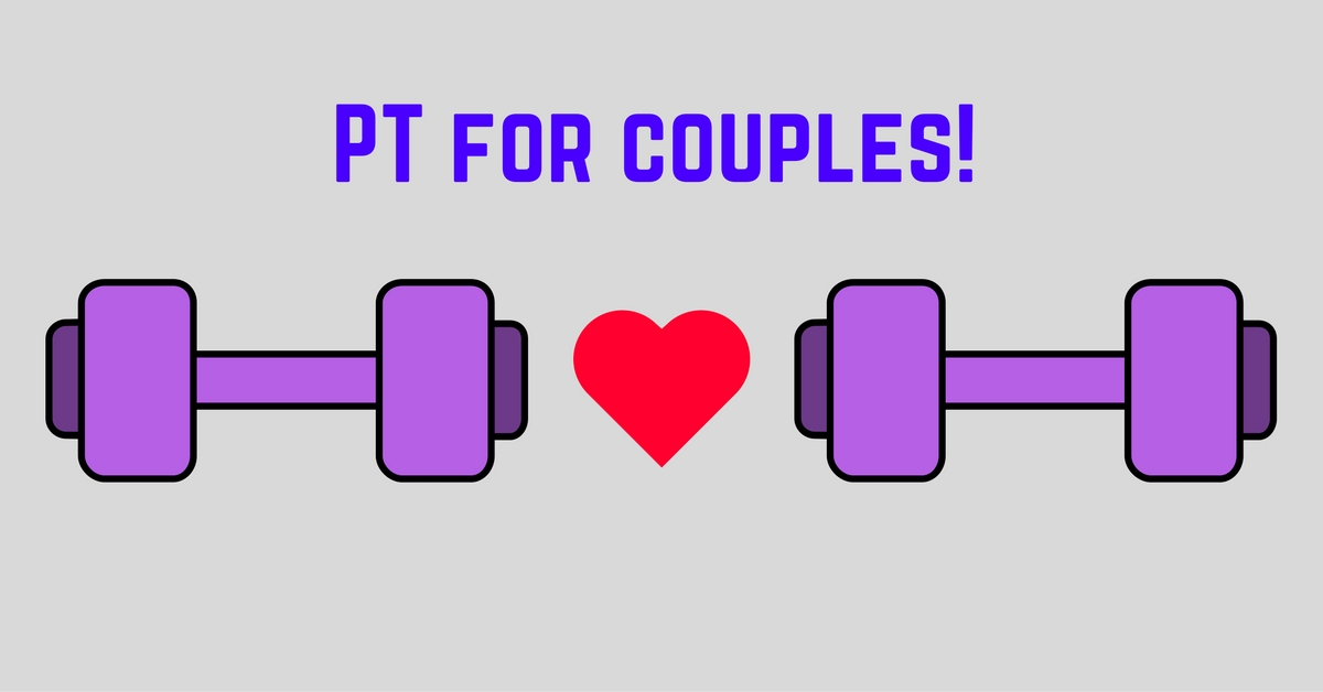 PT for couples!